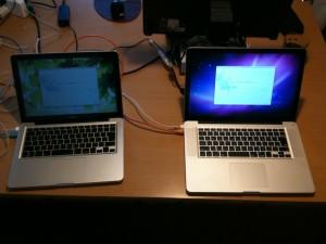 MacBook 13inch and MacBook Pro 17inch